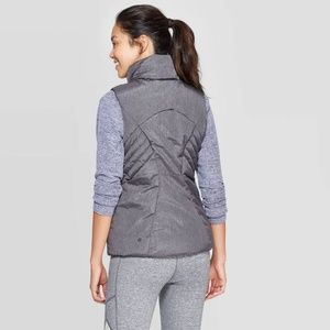 Champion Jackets & Coats - Women's Sleeveless Puffer Vest - C9 Champion